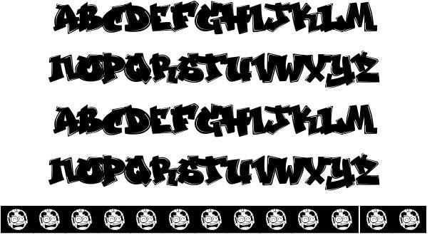 Jak Arta font by Docallisme HAS - Ryal  http://www.fontriver.com/font/jak_arta/  #graffiti #fonts #typography #design #webdesign #type #typeface #ttf #font
