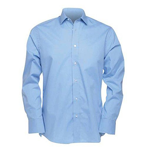 142 kr. Kustom Kit Tailored Business Shirt Long Sleeved - Light B... https://www.amazon.co.uk/dp/B00K089C4C/ref=cm_sw_r_pi_dp_x_LEQ4xbDESW8CZ