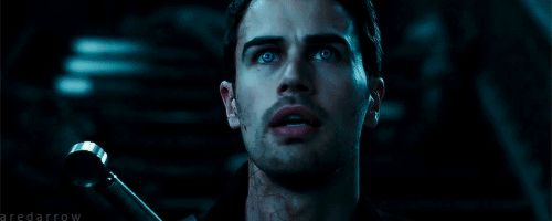 Theo James Underworld Blood Wars