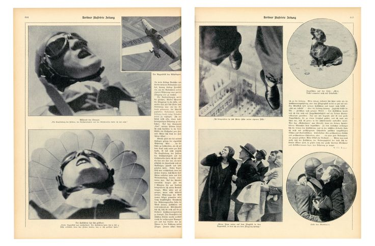 Willi Ruge - From Parachuting series - Google'da Ara