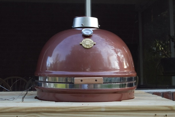 Grill Dome Ceramic Kamado Cooker Review