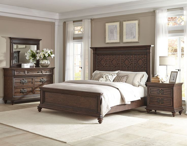 rustic bedroom furniture sets. This is one of the new bedroom sets at RC Willey  Could you see this rustic set in your home Best 25 Rustic ideas on Pinterest