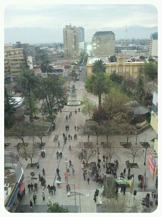 Rancagua city - chile