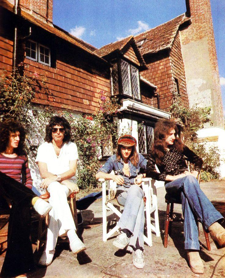 Classic Rock 34 Freddie Mercury of Queen Journey Damned Bush