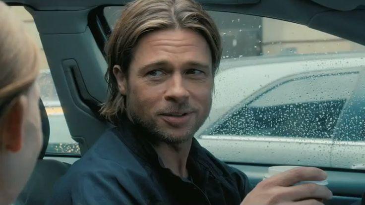WORLD WAR Z Official Trailer (2013) Brad Pitt [HD]