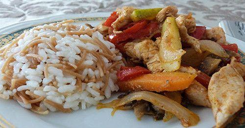 Mantarlı Tavuk Sote Tarifi - Ev Yemeği TarifleriEv Yemeği Tarifleri