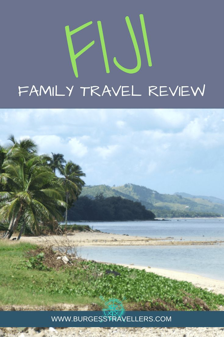 Traveller's Tales are a series of blog posts featuring honest reviews from ordinary travellers. This month, check out Ariana's family adventure in Fiji.