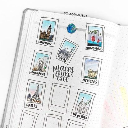 Want to start a bullet journal? This how-to explains all the basics for beginning your creative journaling journey.