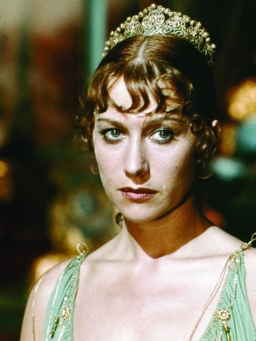 Helen Mirren in Caligula, 1979