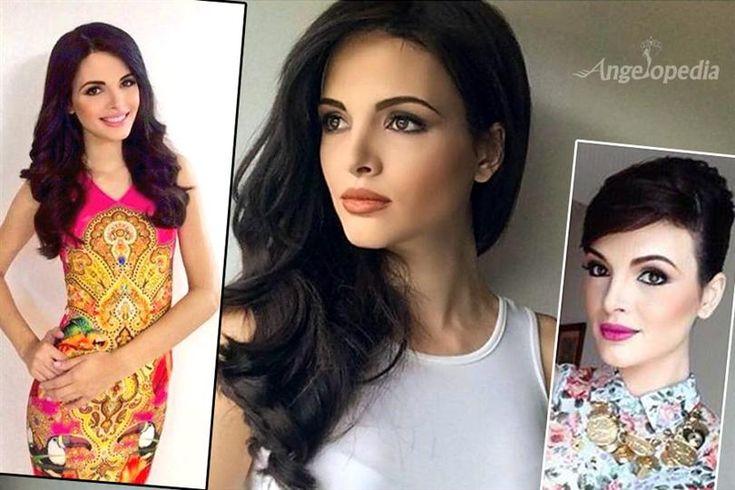 Jessica Duarte Volweider crowned Miss Venezuela International 2015