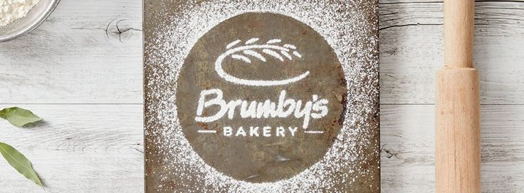 Brumby's Flour Stencil