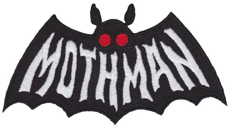 MAIDEN VOYAGE MOTHMAN SYMBOL PATCH - Sourpuss Clothing