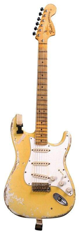 Yngwie J. Malmsteen guitar