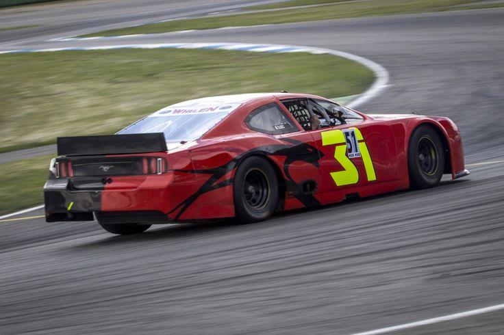 NASCAR in Deutschland auf dem Hockenheimring - Preview EuroNASCAR Hockenheim 2017 mit Infos und Zeitplan