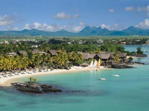 Mauritius, Beachcomber Royal Palm - Grand Baie