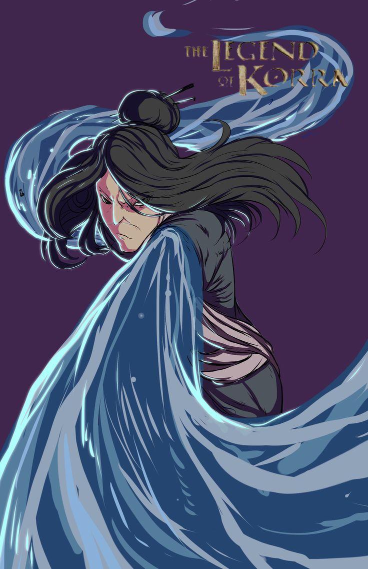 Ming Hua by Mshoo.deviantart.com on @DeviantArt