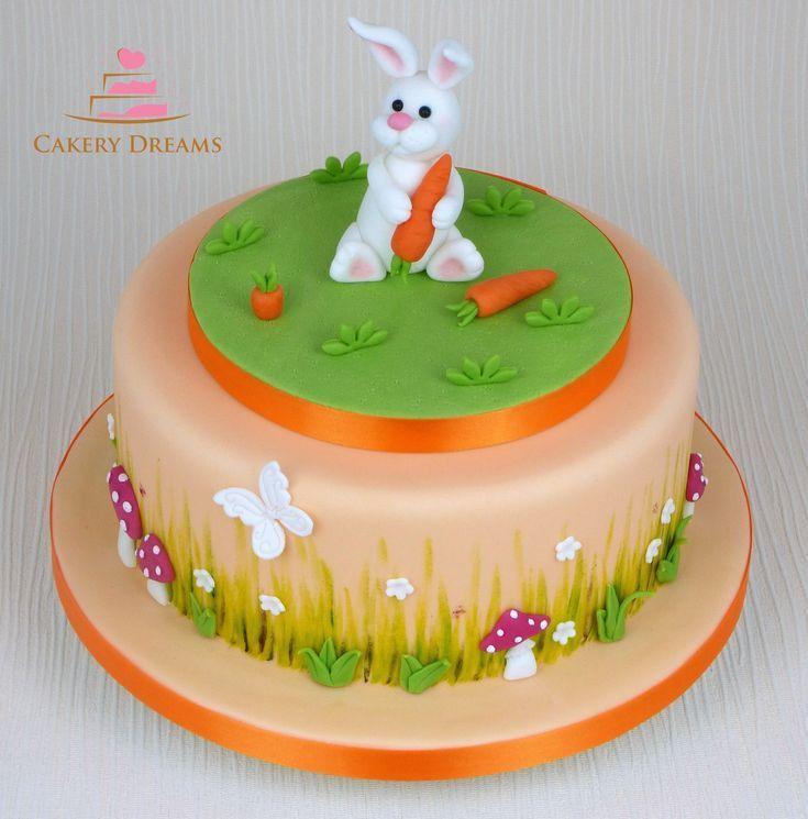 Cake Easter Fondant Torten Motivtoten Ostern Cake Easter Fondant Motivtoten Ostern Osternbackenchefk Motivtorten Ostern Osterkuchen Ostern Backen