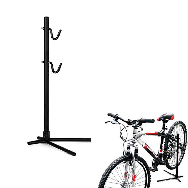 Hot sale L-type Cycling Bicycle Racks Storage Bike Display Stand Wheel Hub Kickstand Repair Rack Parking Holder