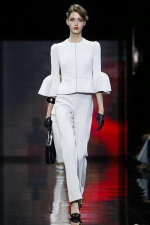 Giorgio Armani Privé Couture Fall Winter 2014 Paris