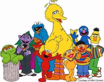 Image result for big bird pbs clip art images