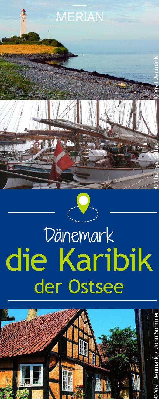 Ein Urlaub in der Dänischen Südsee mag keine Träume vom weißem Palmenstrand erfüllen, dafür hat die Ostseeladschaft um die Insel Fünen ihre ganz eigenen Reize.