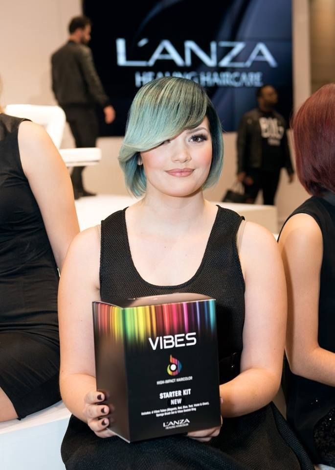 Take a look at this great hair color! Schedule an appointment today!  Color by L'ANZA.