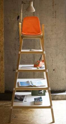 High Chairs for Adults: 'La Cultura Eleva' Elevated Seating