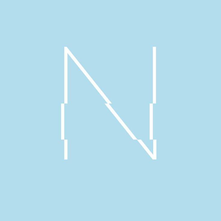 "21 likerklikk, 4 kommentarer – Birgithe Solstrand (@noordavind) på Instagram: ""N for Noordavind  (north wind in norwegian)"""