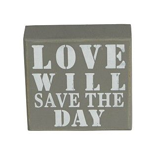 #pintratuin- Love wil save the day