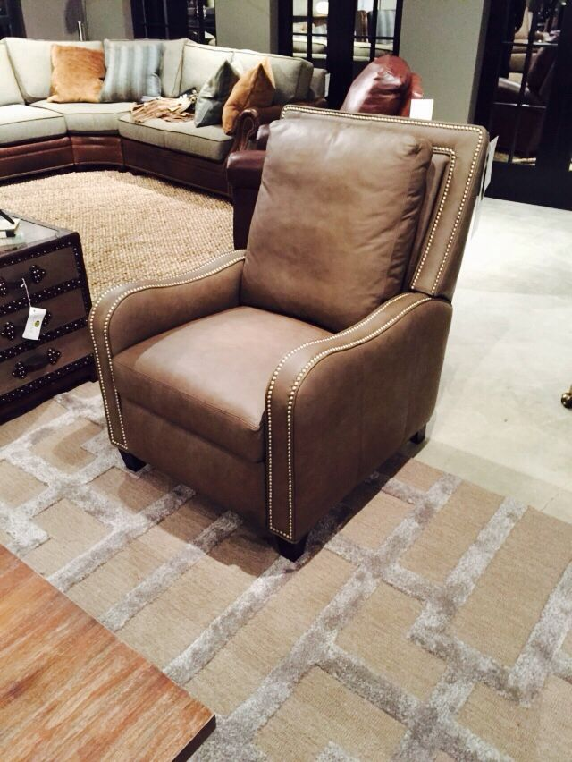Greco Recliner in tan leather & 56 best Leather Reclining Furniture images on Pinterest | Leather ... islam-shia.org