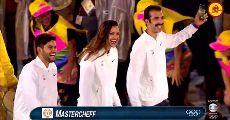 Brasileiros se enchem de orgulho com cerimônia da Rio-2016; veja os memes