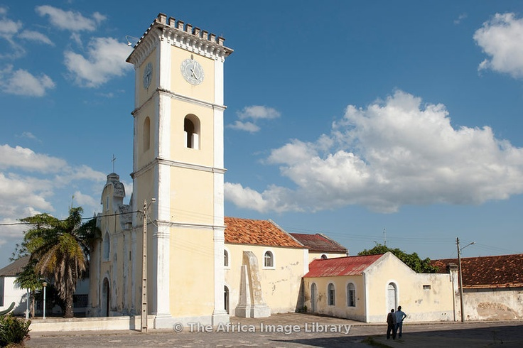 18th century Church of Our Lady of Conception, Inhambane, Mozambique