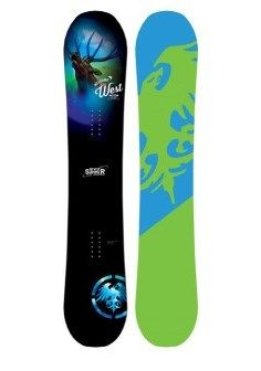 Never Summer West Review: All Mountain Snowboard Reviews