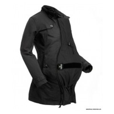Extension De Manteau Noir - de luxe 2013-2014 ( Zip compatible inclus)