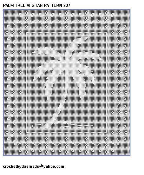 Filé Crochê Afegão Padrões Centenas de Belos Desenhos -  /  Filet Crochet Afghan Patterns Hundreds of Beautiful Designs -