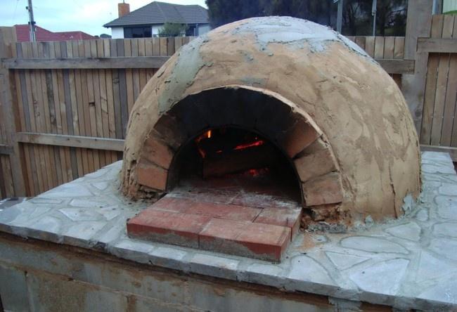 Fire Brick Mortar Recipe : Building a brick oven at home sourdough companion