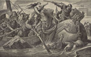 The Siege of Paris of 885-886: Marauding expedition of northmen
