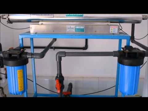 Sistema de Purificación de Agua - YouTube