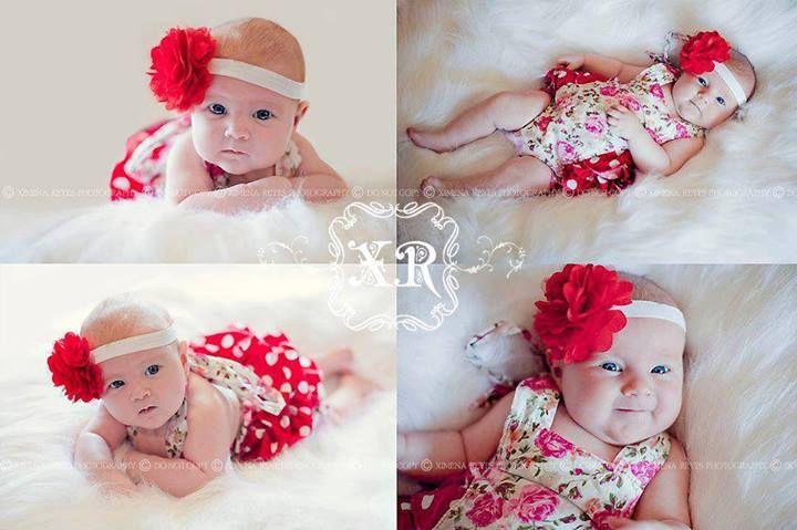 Baby Girls Romper  https://www.facebook.com/IndianaSageDesigns