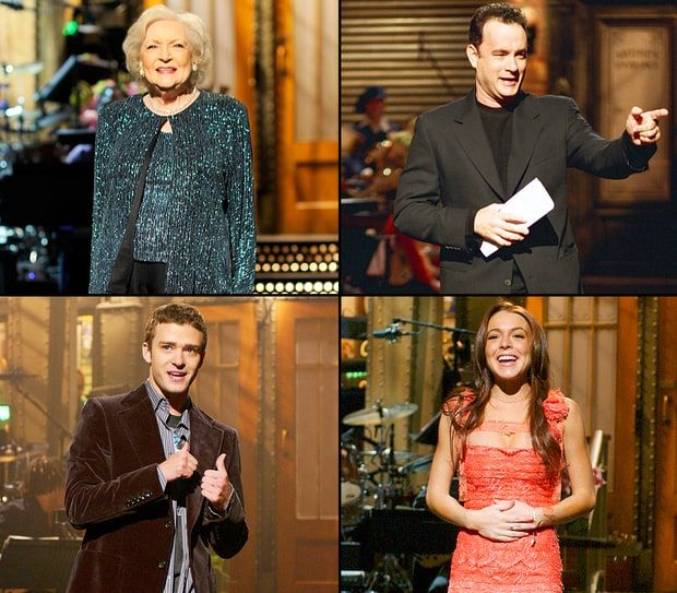 The Most Memorable SNL Hosts