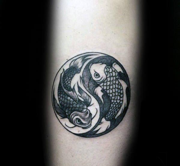 60 Pisces Tattoos For Men Astrology Ink Design Ideas Pisces