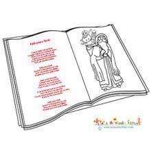 Chants et chansons de Noël. Chants traditionnels à imprimer à illustrer et à rassembler dans un carnet de chants. Téléchargement gratuit de chant de Noël. Chaque chanson de Noël comporte le texte intégral, à imprimer.