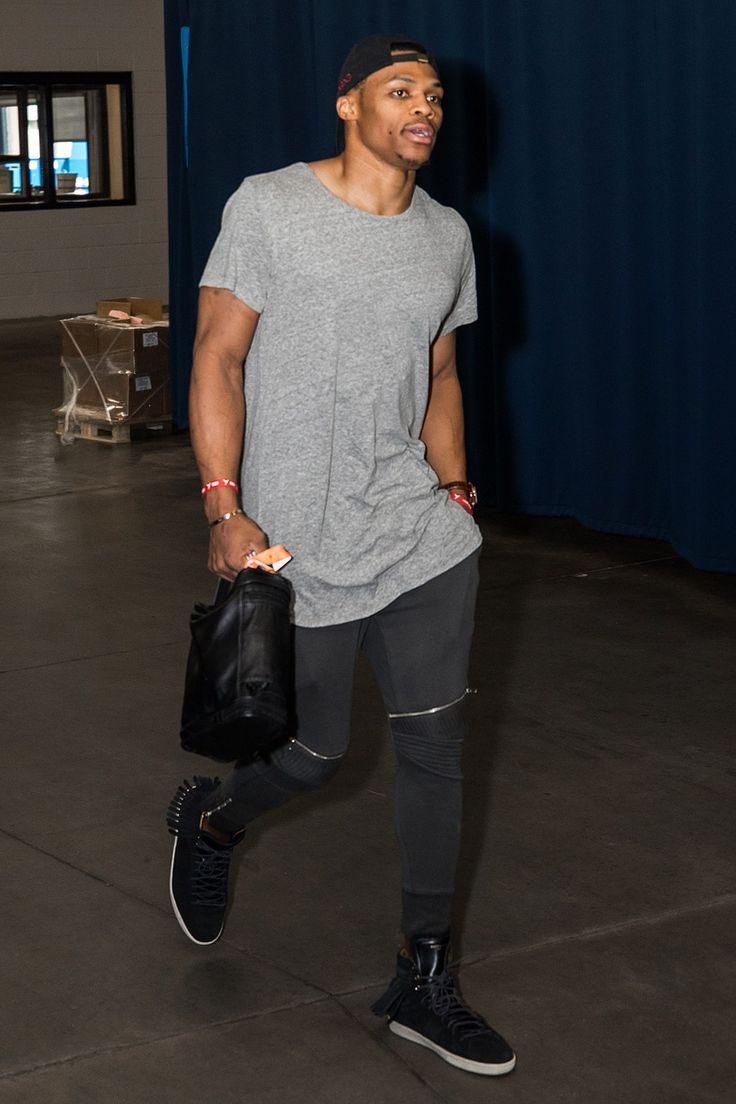 The Russell Westbrook Lookbook Photos   GQ