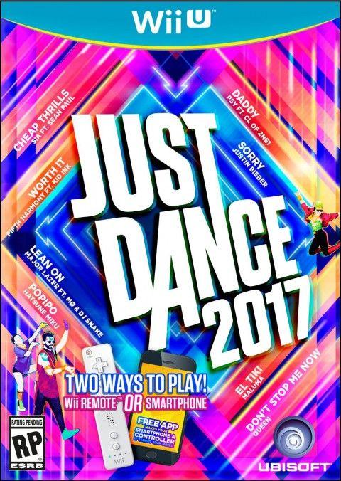 Just Dance 2017 sur Wii U