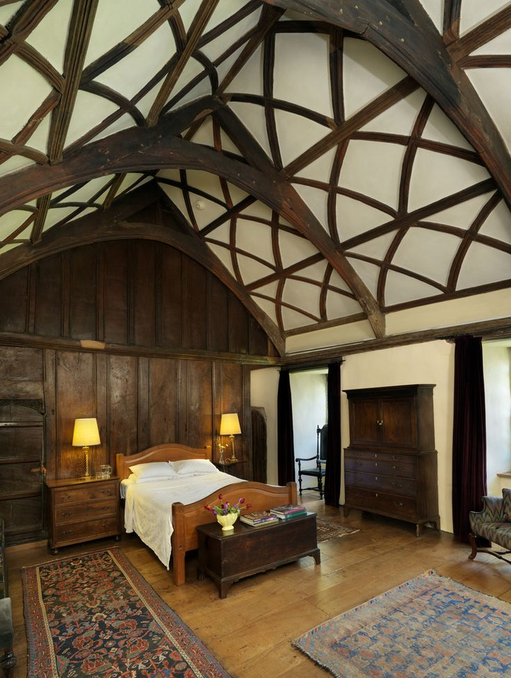 Architecht Philip Tilden Described In His Autobiography How Wortham Manor Was One Of The Most Beautiful