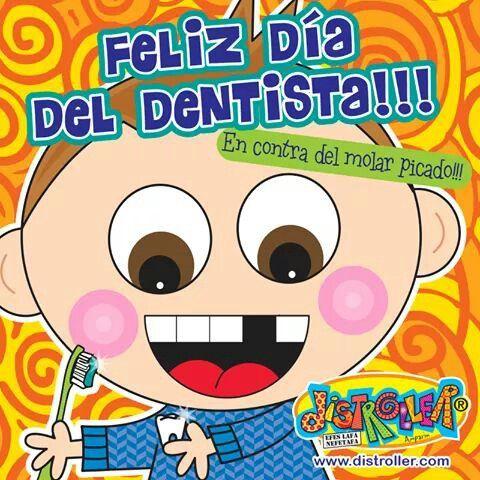 Feliz dia del dentista!!