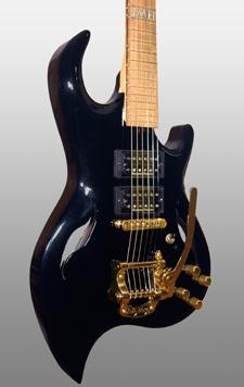 Storm Custom Guitars Cyclone