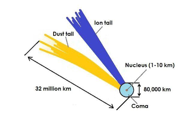 Comet Orbit Diagram Comet Universe Today Space And Astronomy
