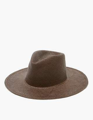 d918fe8459ab18 Shop for CLYDE Wide Brim Pinch Panama Hat at ShopStyle.com ...