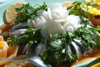 Delicious Seafood  Alanya  Turkey